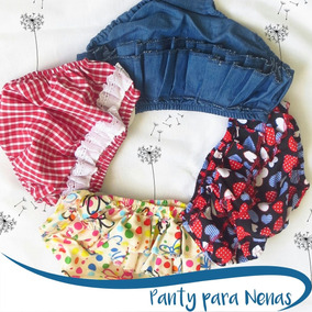 Panties Para Niñas O Tapa Pañal
