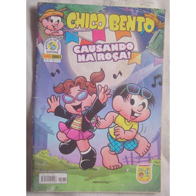 Gibi Chico Bento Nº 32 - Panini Comigs