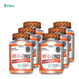 Kit Vitamina C 1000mg + Zinco 7mg - Profit Labs