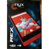 Celular Nyx Rex *rojo* - Nuevo - Telcel