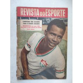 Revista Do Esporte Nº 190! 27 Out 1962! Goleiro Barbosa!