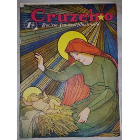 Rara Revista Cruzeiro Ano 1 Nº 7 Janeiro De 1928