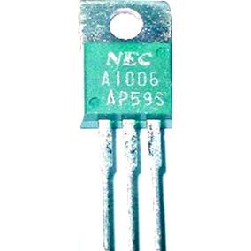 Transistor 2sa 1006 ( Nec ), Frete Gratis. Kit Com 3 Pçs