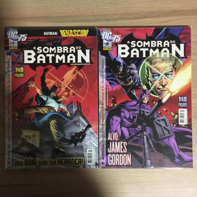 Hq Dc Comics A Sombra Do Batman - 1ª Série - 17 Volumes!!!