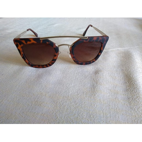 67c5d5f19 Oculos De Sol Gatinho Prada - Óculos no Mercado Livre Brasil