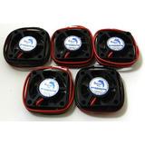 Kit 2 Cooler Micro Ventilador Ventoinha 30x30x10 Mm 5v 3cm fcea701c58305