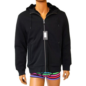 Sweater Chamarra Armani Exchange Reversible 100% Genuina!