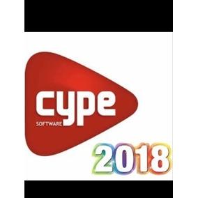 Programa Cypercad 2018 M + Crack + Video De Instalaçao