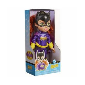 Boneca Dc Super Hero Girls Batgirl Toddler Girl Doll 35cm