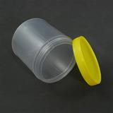 Pote Para Mel Doces 500gr 350ml S/ Lacre Kit Com 50 Unidade
