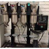 Máquina Dosificadoras De 4 Estaciones