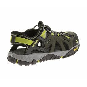 a0c3d71e06c Zapatos Caballeros Merrell Castle Rock Green Oasis -talla 50