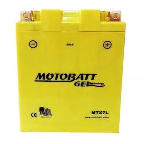 Bateira Motobatt (ref. Yuasa Ytx7l-bs) 7ah/105cca. Hornet 07