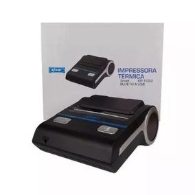 Impressora Portatil Bluetooth 2.0 Termica 80mm