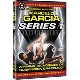 Marcelo Garcia Tecnicas De Submission 6dvds = 55,00