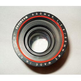 Lente Proyector Reflecta Agomar 90 Mm. Made In Germany