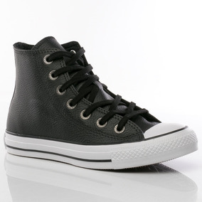 Botitas Chuck Taylor All Star Hi Leather Converse