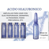 Acido Hialuronico Uso Topico Caja De 7 Ampollas