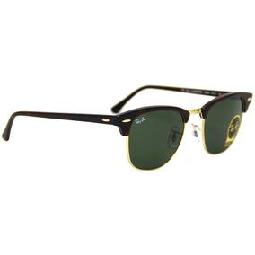 1f355b5c9a3b6 Óculos De Sol Ray-Ban Clubmaster no Mercado Livre Brasil