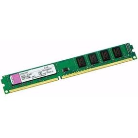Memoria Ddr3 4gb 1333mhz Kingston Desktop Pc
