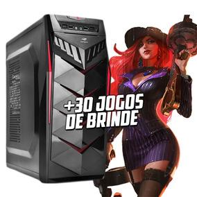 Pc Gamer Amd Fx6300 8gb 1tb Geforce Gt 1030 Top