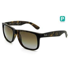 Ray Ban Rb4165 865 t5 54 Justin Polarizado - Lente 54mm dd8873e21d