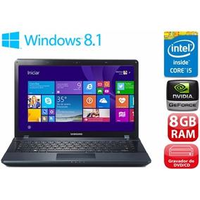 Notebook Samsung Ativ Book 2 I5 8gb 1tb Geforce 710m