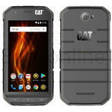 Cat S31+, 4.7 Android Nougat Dual Libre De Fabrica- Negro