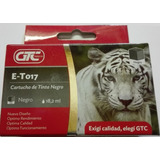 Cartucho T17 Negro Epson Compatible Alternativo T017 Tinta