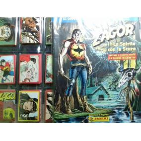 Album Capa Dura Zagor Vazio Box Edição Numero 999
