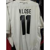 22c346974e Camisa Klose - Camisas de Futebol no Mercado Livre Brasil