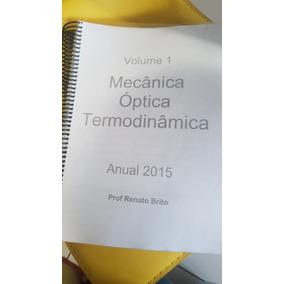 Apostila Física Volume 1 E Volume 2 Renato Brito Vestcursos