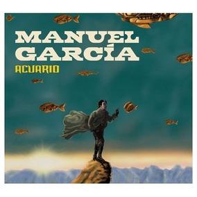 Manuel Garcia - Acuario Digibook Cd Nuevo|sellado
