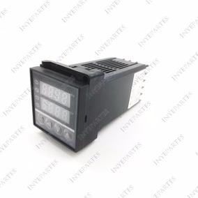 Pirómetro Digital Control Temperatura Rex-c100 1375 Grados