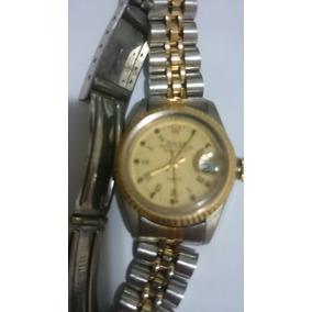 955e751b75e Relogio Bvlgari Stainless Steel - Relógio Rolex no Mercado Livre Brasil