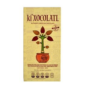 Ki Xocolatl Beige Al 36% Cacao, Natural, Orgánico, Organico