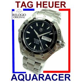 dc0212c1204 Tag Heuer Aquaracer Calibre 5 - Relógio Tag Heuer Masculino no ...