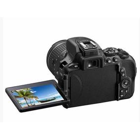 Câmera Nikon D5600 Kit Af-p 18-55 Vr Black