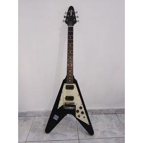 Guitarra Rolling Flying V