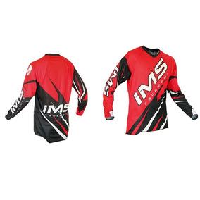 Camisa Ims Action 2016 (vermelho, P)