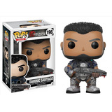 Funko Pop Gears Of War Dominic Santiago (vaulted)