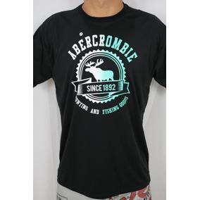 Kit Com 5 Camisetas Em Cores Variadas Gola Arredondada