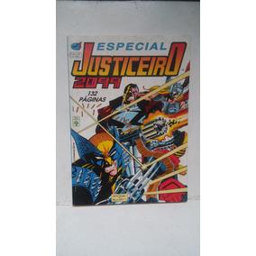 Justiceiro 2099 Especial Nº 1 - Formatinho 1994