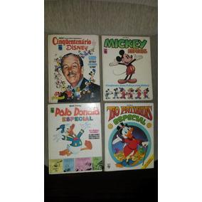Edições Especiais Disney Capa Dura Anos 70