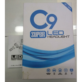 Led Cree C9 Super Led Headlight H3