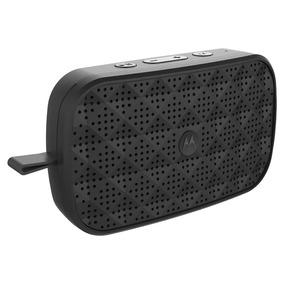 Caixa De Som Speaker Bluetooth Motorola Sonic Play 100