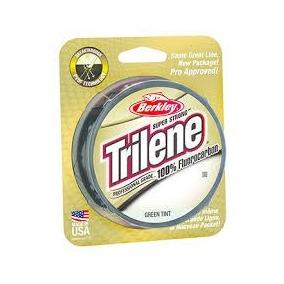 Nylon Trilene Fluorocarbon 12lb 200yd Gr Berkley