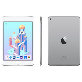 Apple Ipad Mini 4 128gb Wifi Tela 7,9 - Garantia 1 Ano Novo