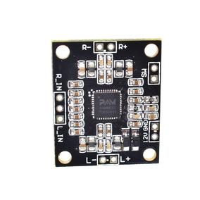 Mini Amplificador Estéreo 2x 15w Pam8610 Classe D, Em Bh