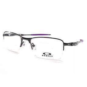 d50c306211484 Óculos Para Descanso Sem Grau Oakley - Óculos Cinza escuro no ...